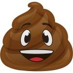 Thème anniversaire Emoji Caca pour l'anniversaire de votre enfant