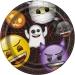 Boîte à Fête Emoji Halloween. n°1