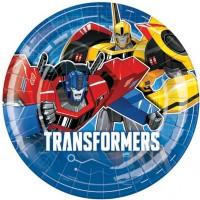 Thème anniversaire Transformers pour l'anniversaire de votre enfant