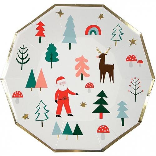 Boîte à Fête Joli Noël
