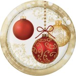 Thème anniversaire Noël Elégance pour l'anniversaire de votre enfant