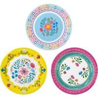 Thème anniversaire Floral Latina pour l'anniversaire de votre enfant