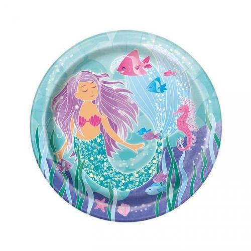 Grande Boîte à Fête Princesse Sirène