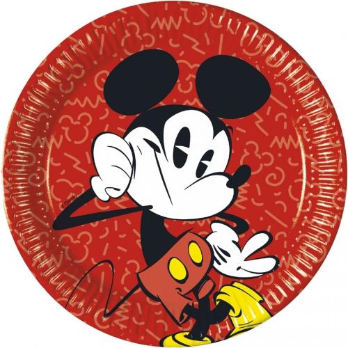 Maxi boîte à fête Mickey Super Cool
