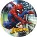 Grande boîte à fête Spiderman Team. n°1