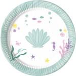 Thème anniversaire Coquillages Sirène pour l'anniversaire de votre enfant