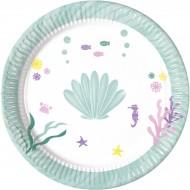 Boîte à fête Coquillages Sirène