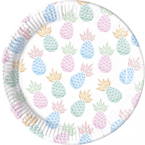 Grande boîte à fête Sweet Ananas
