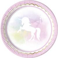 Thème anniversaire Licorne Dream pour l'anniversaire de votre enfant
