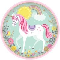 Thème anniversaire Licorne Magique pour l'anniversaire de votre enfant
