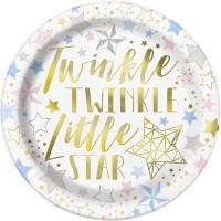 Thème anniversaire Twinkle Twinkle Little Star pour l'anniversaire de votre enfant
