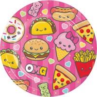Thème anniversaire KawaïÏ Food pour l'anniversaire de votre enfant