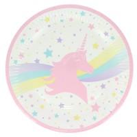 Thème anniversaire Merveilleuse Licorne pour l'anniversaire de votre enfant