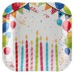 Thème anniversaire Anniversaire Arlequin pour l'anniversaire de votre enfant
