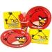 Maxi boîte à fête Angry Birds. n°1