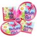Boîte invité supplémentaire Birthday Girl. n°1