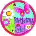 Boîte invité supplémentaire Birthday Girl. n°2