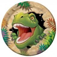 Boîte à fête Dino Relief