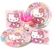 Bo�te � f�te Hello Kitty bamboo. n�1