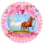 Maxi boîte à fête Mon Cheval