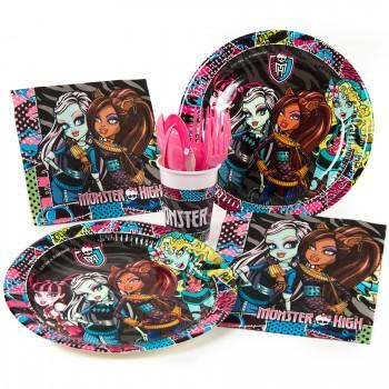 Boîte invité supplémentaire Monster High Friends