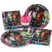 Grande boîte à fête Monster High Friends. n°1