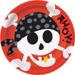Thème anniversaire Pirate Fun pour l'anniversaire de votre enfant