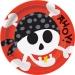 Boîte à fête Pirate Fun. n°1