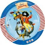 Thème anniversaire Pirate Sharky pour l'anniversaire de votre enfant