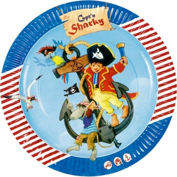 Boîte invité supplémentaire Pirate Sharky