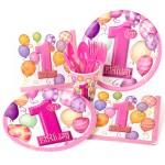 Thème anniversaire Anniversaire 1 an fille pour l'anniversaire de votre enfant