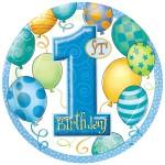 Thème anniversaire Anniversaire 1 an garçon pour l'anniversaire de votre enfant