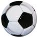 Grande boîte à fête ballon de foot. n°1