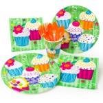 Thème anniversaire Cupcake pour l'anniversaire de votre enfant