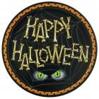 Bo�te invit� suppl�mentaire Araign�e Happy Halloween