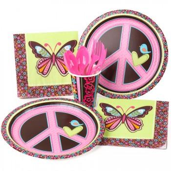 Boîte invité supplémentaire Peace and Love