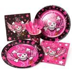 Thème anniversaire Pirate girl pour l'anniversaire de votre enfant