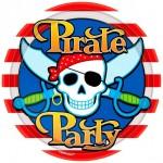 Thème anniversaire Pirate Party pour l'anniversaire de votre enfant