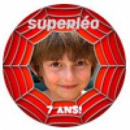 Super-Héros (fotocroc rond)