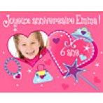 Princesse (fotocroc rectangle)