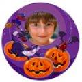 Halloween (fotocroc rond)