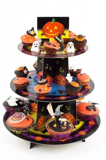 Les cupcakes de l horreur recette anniversaire enfant annikids - Deco pour cupcake ...